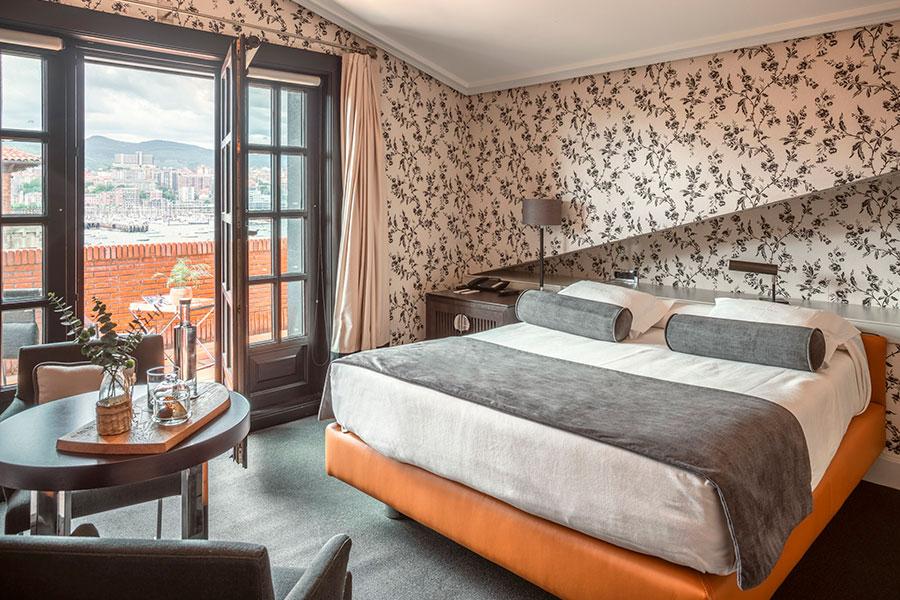 Hotel con encanto en la Costa de Bizkaia